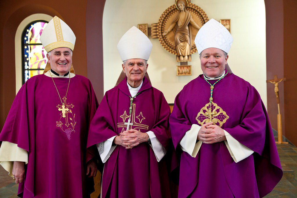 Alaska Bishops react to announcement of new Holy Father ...