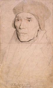 St. John Fisher, (Royal collection).