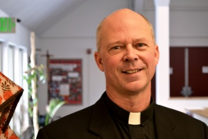 Rev. Chad W. Zielinski, bishop-elect of Fairbanks