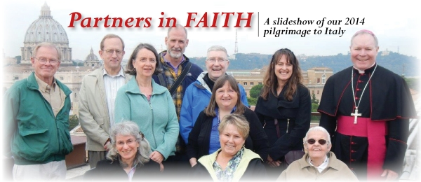 Partners in Faith banner